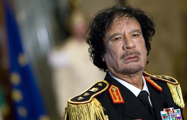 KADHAFI CONDAMNÉ À MORT PAR WASHINGTON ET PARIS