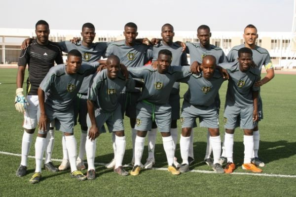 Football : Le FC Tevragh Zena champion