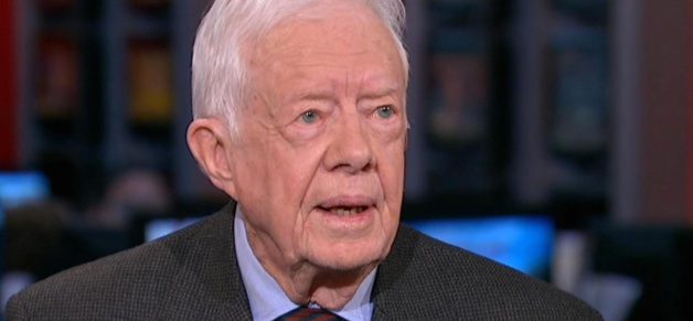 Jimmy Carter condamne Israël et appelle Washington à reconnaître Hamas