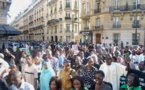 VIDEO : Sit-in de lOTMF devant lambassade de Mauritanie  Paris