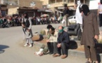 Syrie (VIDEO) : Les talibans excutent froidement en public trois syriens