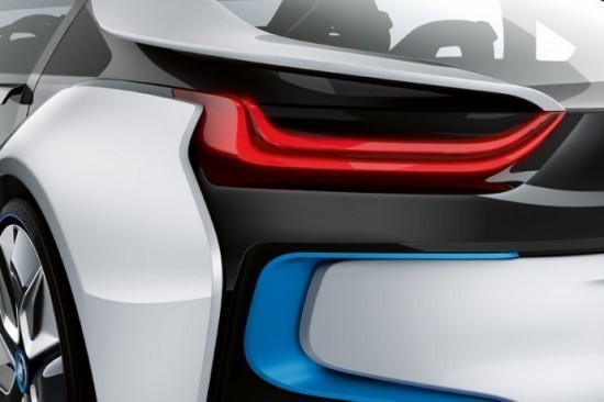 Automobile: BMW i8 Concept