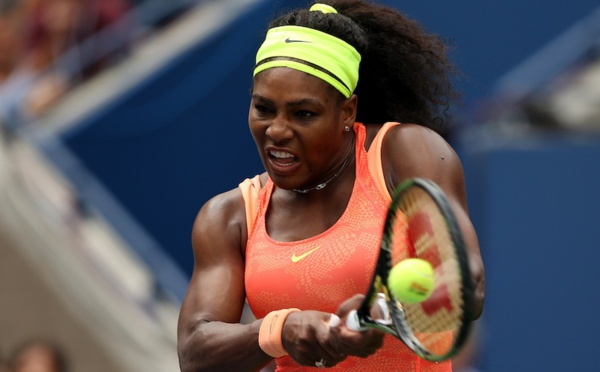 Serena Williams intercepte le voleur de son portable...VIDEO